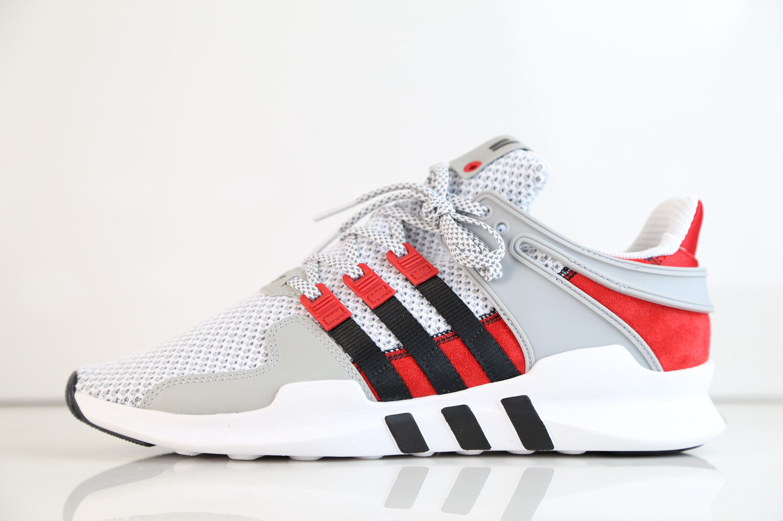 Adidas Consortium Overkill Coat of Arms EQT Support ADV bianca rosso BY2939 8-13