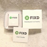 Brand Fixd Obd 2 Diagnostic Scanner Tool. In Box.