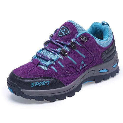 Les femmes Trekking Chaussures De Randonnée Outdoor Wading Antidérapant Climb Respirant Chaussures Sport