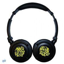 MAXELL Kopfhörer Headphones -Tribal Bass (yellow) (303524) NEU (EU Shop) 004-660