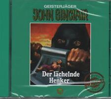 JOHN SINCLAIR - CD Teil 49 - Der lächelnde Henker - Tonstudio Braun