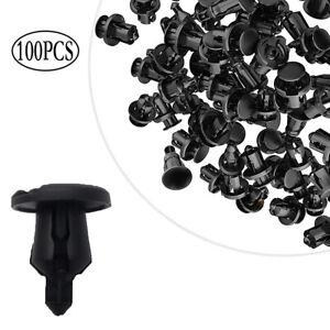 100x10mm-Kunststoff-Spreiznieten-Clips-Klips-Nieten-Spreizniete-Kunststoffnieten