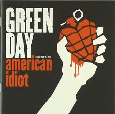 CD - Green Day - American Idiot - #A1144