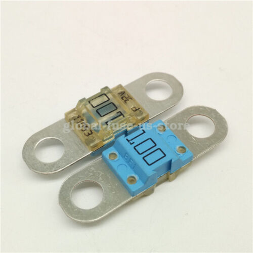 1pc Littelfuse BF1 100A  Automotive Fuses 32V 100 Amp High Current Fuse