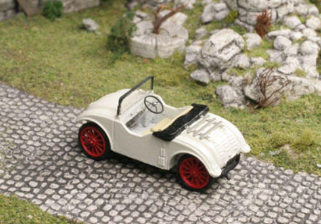 Saller Modelle 1 87  A8713 Hanomag Rye Bread (1925-28), Roadster, Cream-White