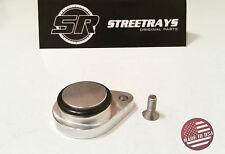 StreetRays EGR TUBE PLUG INTAKE BLOCK OFF Plate for LS L33 LQ4 LSX Silverado