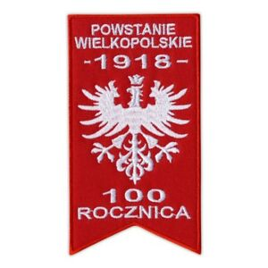 Commemorative-patch-for-100-anniversary-of-Greater-Poland-Uprising-1918-2018-Emb