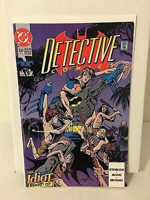Detective Comics 639 1991 1st Appearance Sonic The Hedgehog Advertisement Ebay