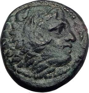 ALEXANDER-III-the-Great-325BC-Macedonia-Ancient-Greek-Coin-HERCULES-CLUB-i64609