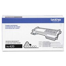 Genuine Brother Toner Cartridges TN420 Pack of 4