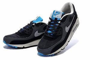 sale retailer 92960 ee5c2 Nike Air Max 90 PRM Black/Matte Silver/Sail/Black Mens Size 11 ...