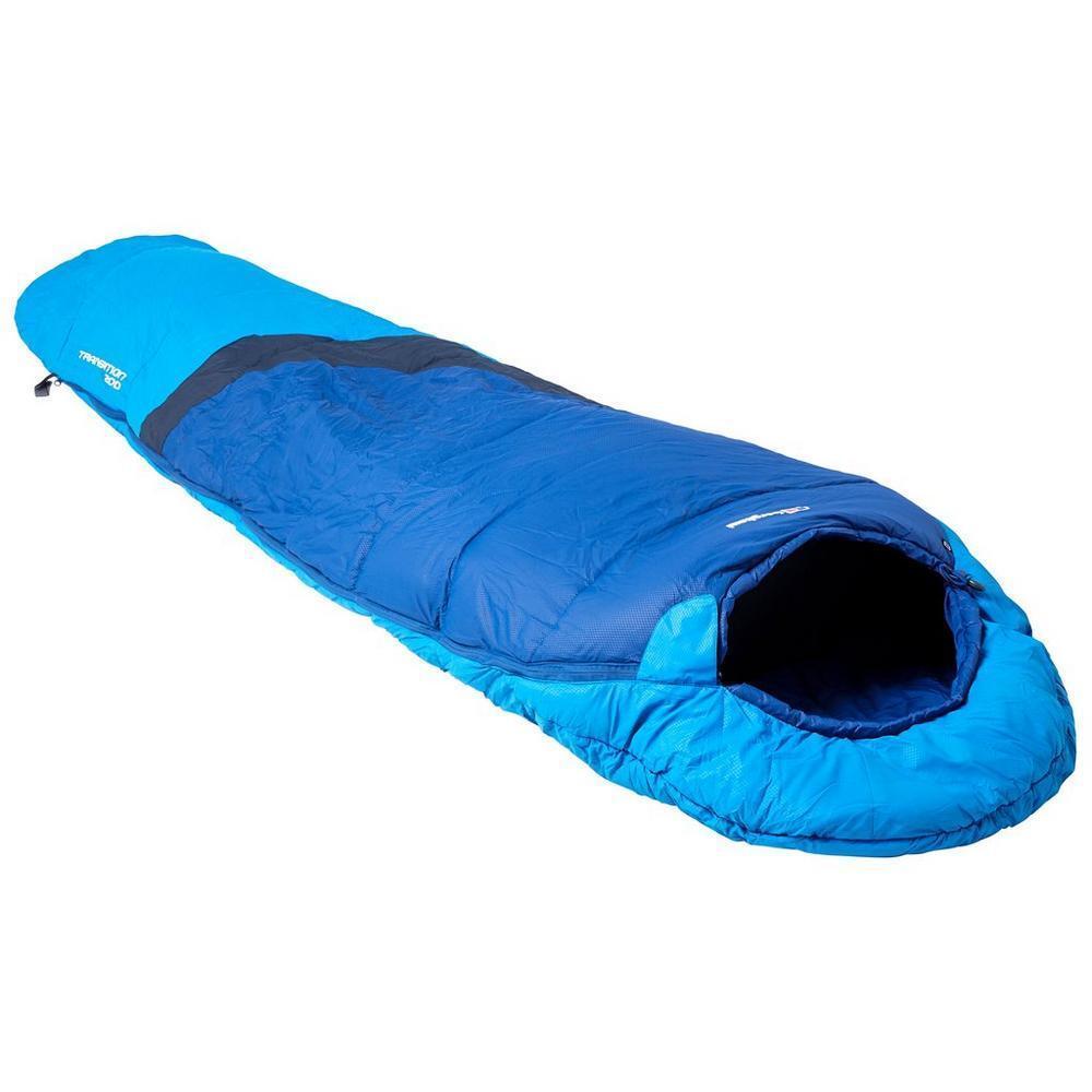 Neu Berghaus Ãœbergang 200 Schlafsack Zelte Camping Blau