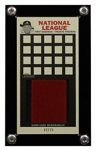 Topps-Punch-Out-Boxloader-Topps-Widevision-Relic-Display-Case-w-Satin-screws