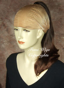 Wavy-Hair-Extension-Ponytail-In-Dark-Brown-From-Quality-Wig-Provider-Fumi-Wigs