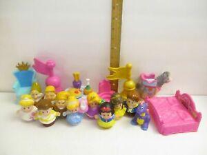 Fisher-Price-Little-People-Disney-Figures-Castle-KLIP-KLOP-Choose
