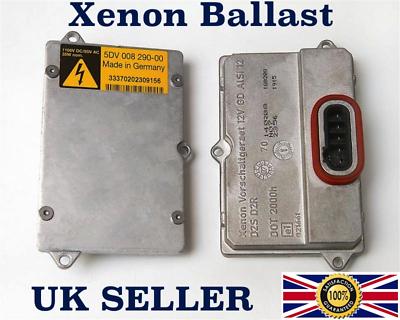 GENUINE SKODA SUPERB Xenon Headlight Ballast Control Unit Module 5DV008290-00