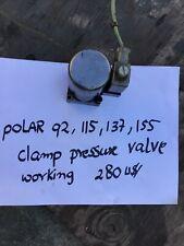 Polar Paper Cutter Polar Clamp Pressure Valve 115 92 137 155