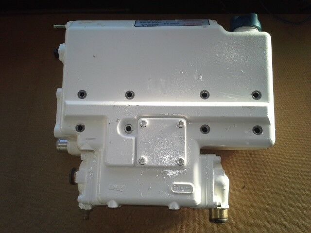 VW Marine SDI Motor 4 Zylinder 40 50 60 SDI Marine Wärmetauscher b8564f