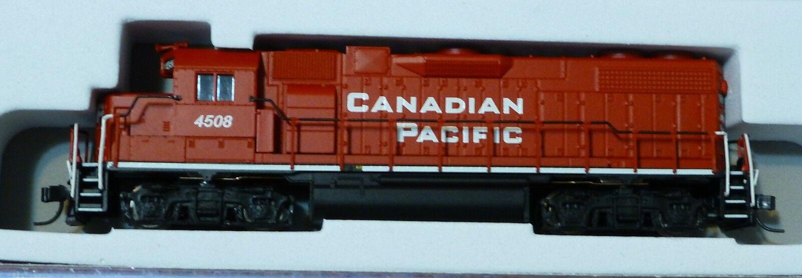 Atlas N   40000628 Emd Gp38-2 w dynamic Frenos-Canadian Pacific (DCC) GNO