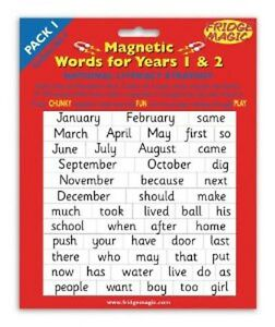 Fridge-Magic-Magnetic-Words-Set-for-Years-1-and-2-Literacy-Strategy-words-m2