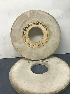GW011-I-1 Norton 10x1//2x3 3860-K5-BE White Grinding Wheel