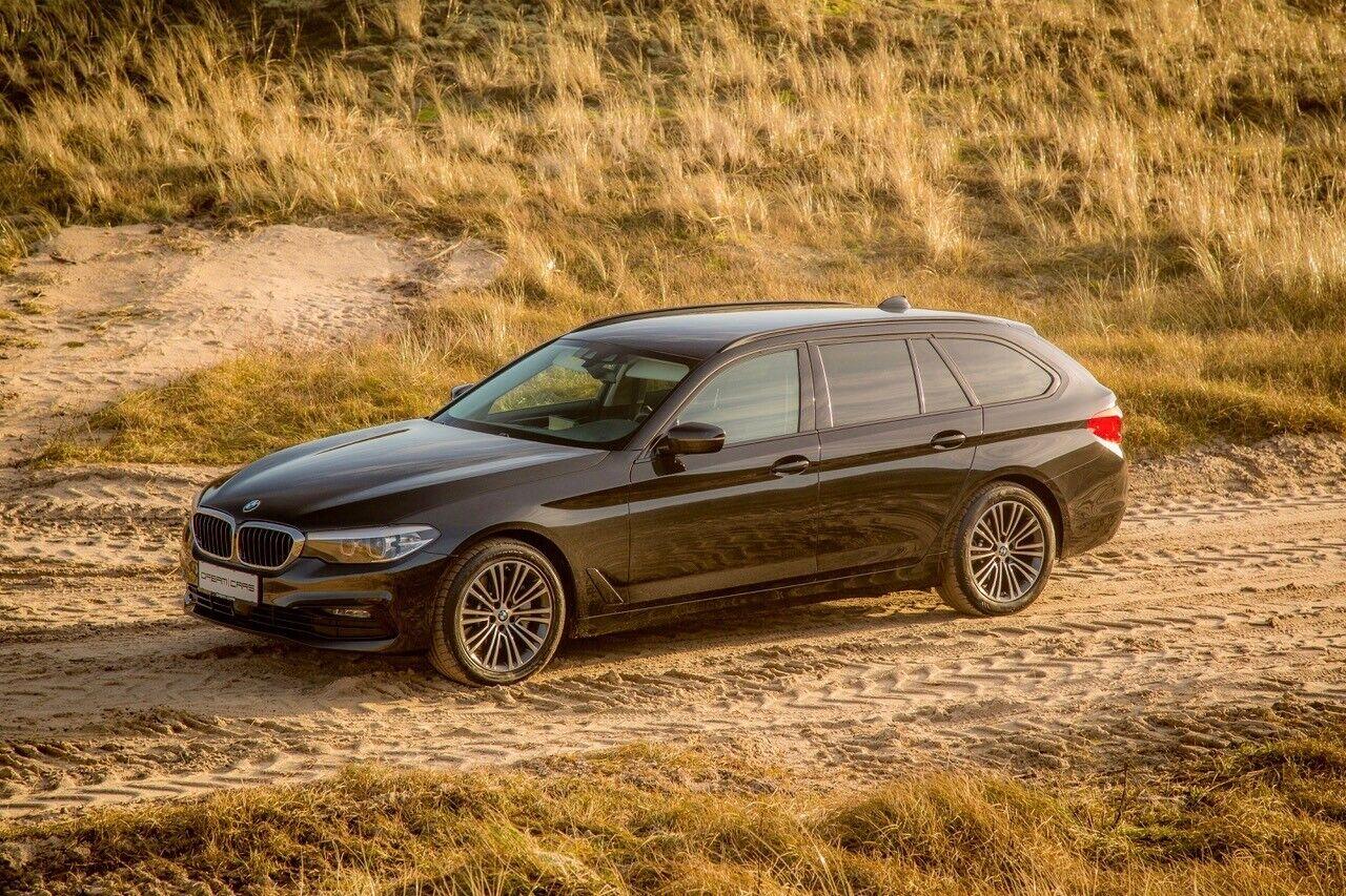 BMW 525d 2,0 Touring Sport Line aut. 5d - 579.900 kr.
