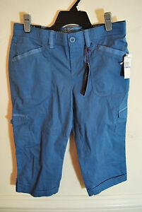 NWT Gloria Vanderbilt Jordyn Skimmer Slimming Stretch Capri Jeans 20W 24W