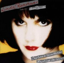 Linda Ronstadt Cry like a rainstorm.. (1989, feat. Aaron Neville) [CD]