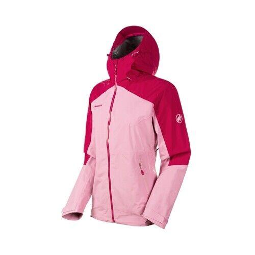 MAMMUT Damen Wanderjacke Regenjacke Convey Tour HS Hooded Jacket W/'s *NEU*