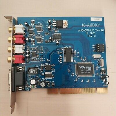 M-AUDIO AUDIOPHILE 24 96 PCI DRIVER FOR WINDOWS DOWNLOAD