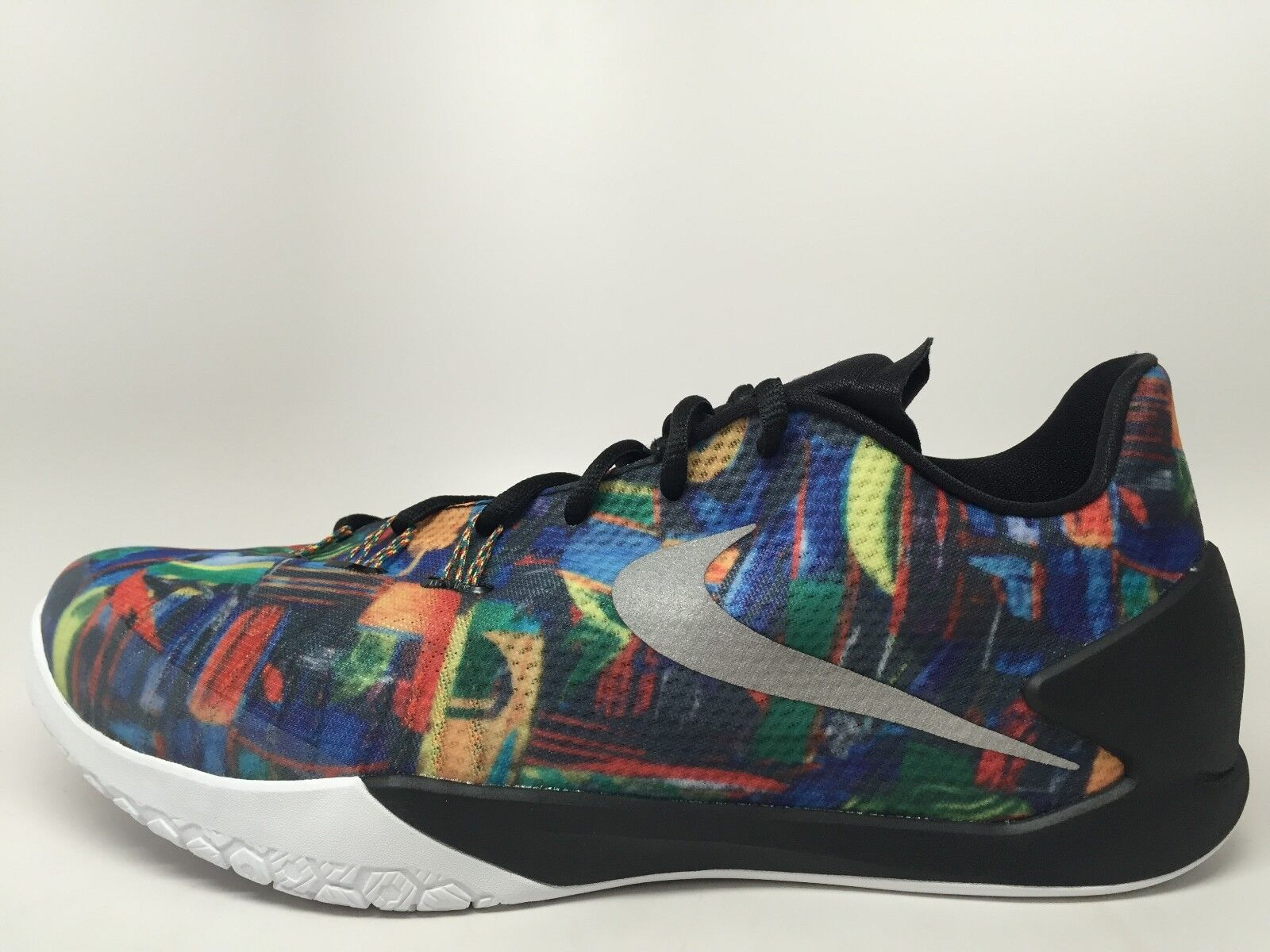 Nike hyperchase sonodiventate società multi - colore netto qs 705369-900 ncs collezionisti 705369-900 qs harden e1c053