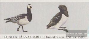 Norvège Mh7 (complète Edition) Neuf Avec Gomme Originale 1983 Oiseaux