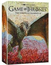 Details about  Game of Thrones: The Complete 1-6 Seasons 1 2 3 4 5 6 (DVD, 2016