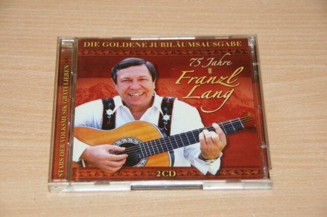 75 Jahre von Franzl Lang (2005) CD Wie Neu Top