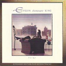 """Evelyn """"Champagne"""" King - Flirt   New Remasterd cd + Bonus Tracks"""