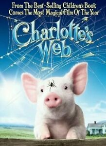Charlottes-Web-DVD-NEW-amp-SEALED-Same-Day-Dispatch
