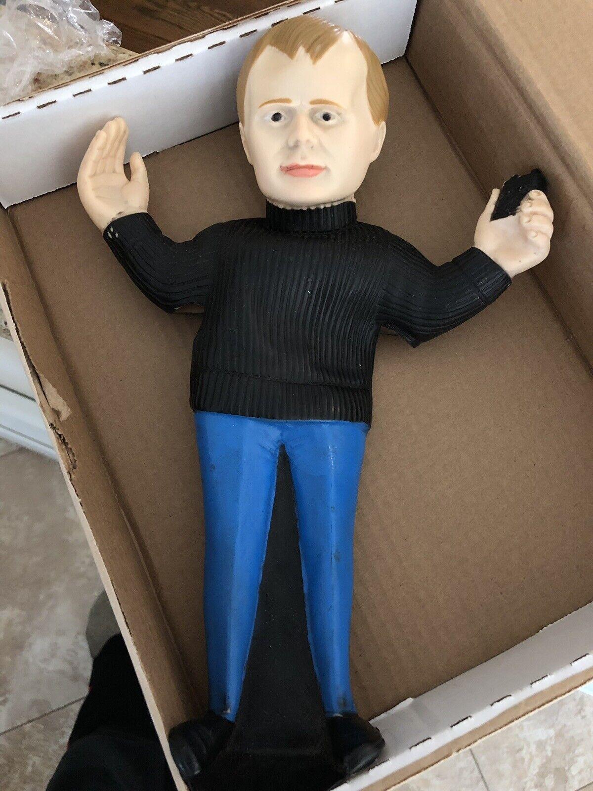Ilya Kuryakin Man From U.N.C.L.E. Vinyl Hand Puppet Vintage David McCallum NM+
