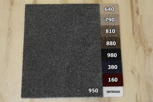 Tapis carrelage intrigo 50x50 cm b1 Balta 950 Gris
