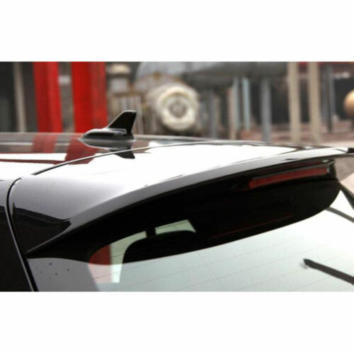 Car Roof Top Shark Fin Antenna Dummy Aerial Trim With 3m Tape