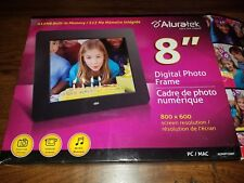 Aluratek Admpf108f 8 Digital Picture Frame Ebay