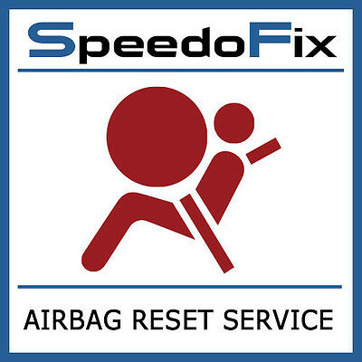 MITSUBISHI Galant 2014 AIRBAG MODULE RESET SERVICE SRS RESTRAINT CONTROL REPAIR