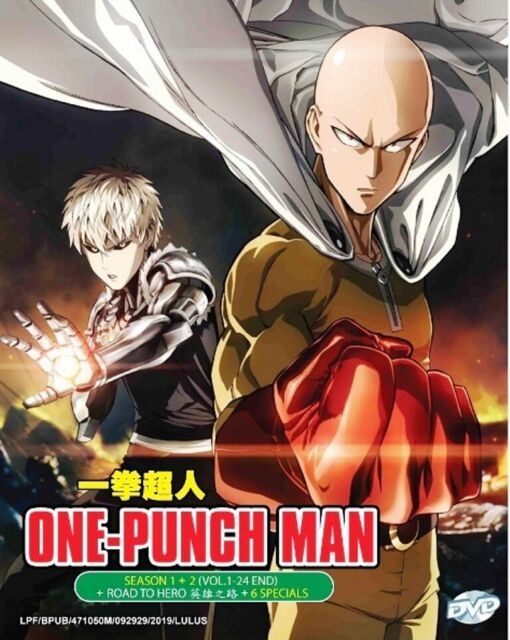 Season english 2 dub punch 1 man episode One Punch