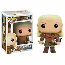 "FUNKO POP 2014 THE HOBBIT LEGOLAS GREENLEAF #46 Vinyl 3 3/4"" Figure IN STOCK"