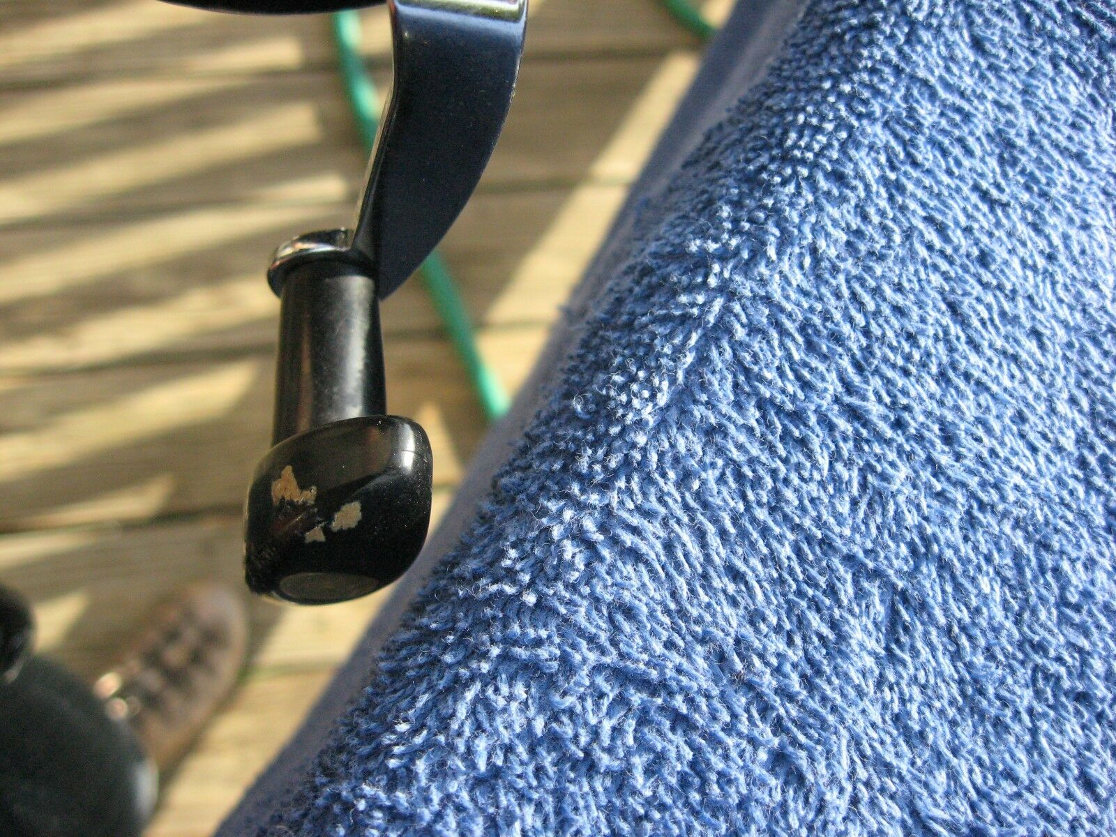 Vintage Reel Olympic FIGHTER 380 Bait Reel Vintage BIg game fishing. Japan 2d069a