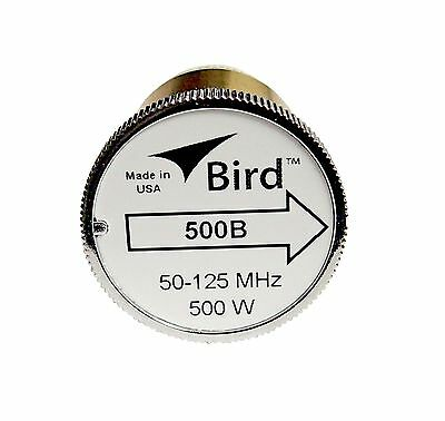 Bird 5E-400 Plug-in Element 0 to 5 watts for 400-800 MHz for Bird 43 Wattmeters