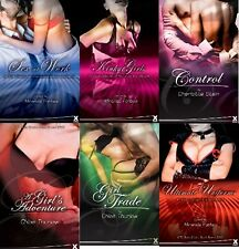 CHLOE THURLOW _ MIRANDA FORBES _ CHARLOTTE STEIN __ EROTIC 6 BOOK SET COLLECTION