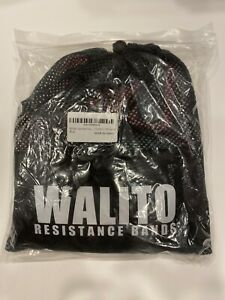 Resistance Bands Non slip for Legs and Butt 3 Exercise Wide Bands Set Walito