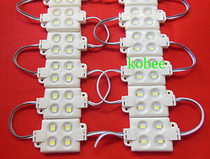 Injection-Molding-Waterproof-4LED-5050-5630-SMD-Module-Decorative-Light-Lamp-12V