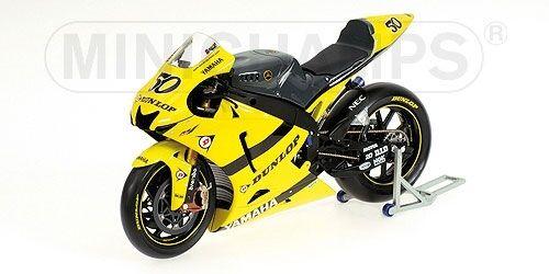 Yamaha YZR-M1 Tech  3 S. Guintoli MotoGP 2007 1 12 Model MINICHAMPS  qualité de première classe