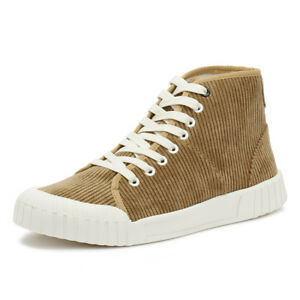 82434a674a Good News Unisex Trainers Tan Brown Rhubarb Hi Sport Casual Ankle ...